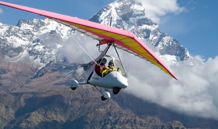Flight Training - Ultralight