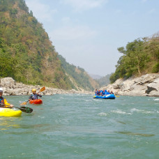 Arun River | Kayak Expedition - 9 Days